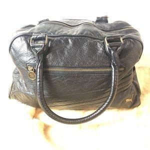 Women s Black Puma Gym Bag on Poshmark 09e84b3c61
